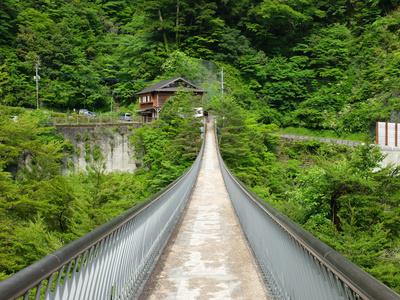 梅ノ木轟公園吊橋