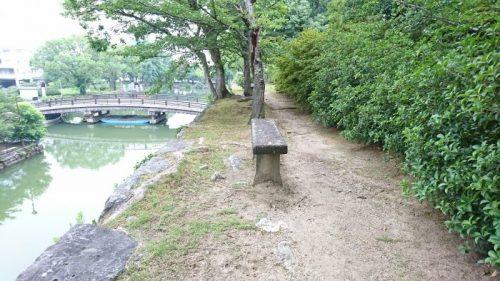 八代城跡公園