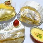 ミルキーケーキ
