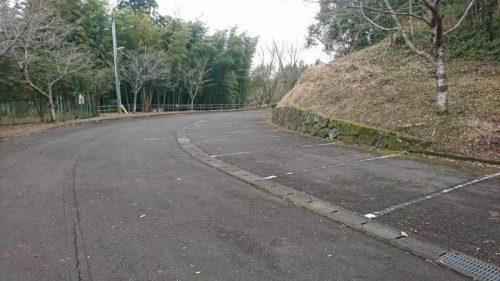 天子の水公園駐車場