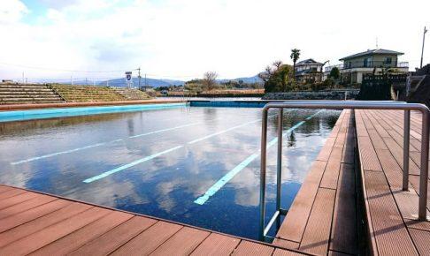 嘉島町天然プール