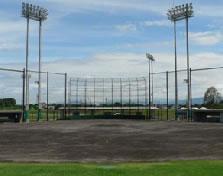 嘉島町野球場