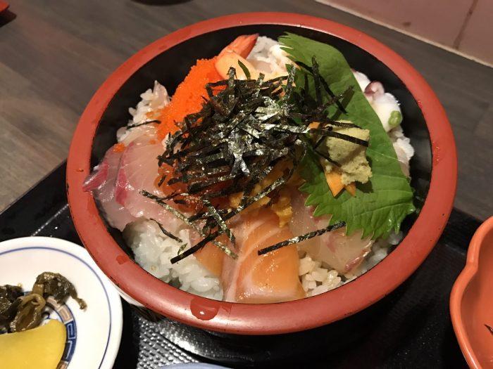 天草海鮮丼