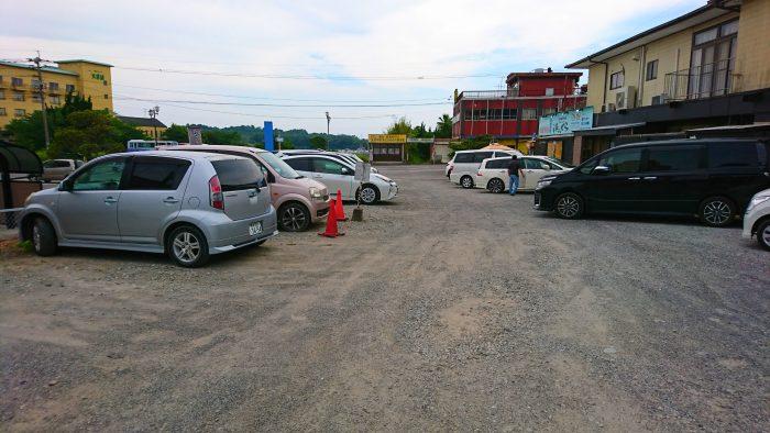 浜んくら駐車場