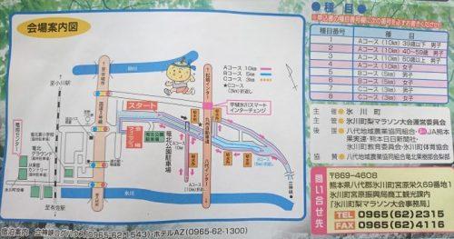 氷川町梨マラソン大会