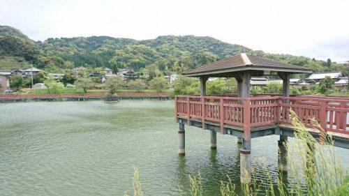 宇城市小川の公園
