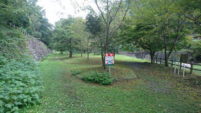 白岩戸公園キャンプ場