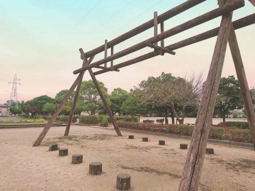 八代市の公園