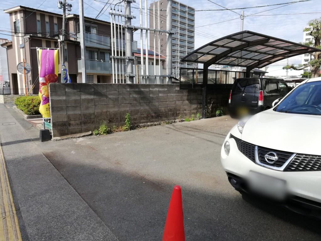 ミツイモタイム駐車場