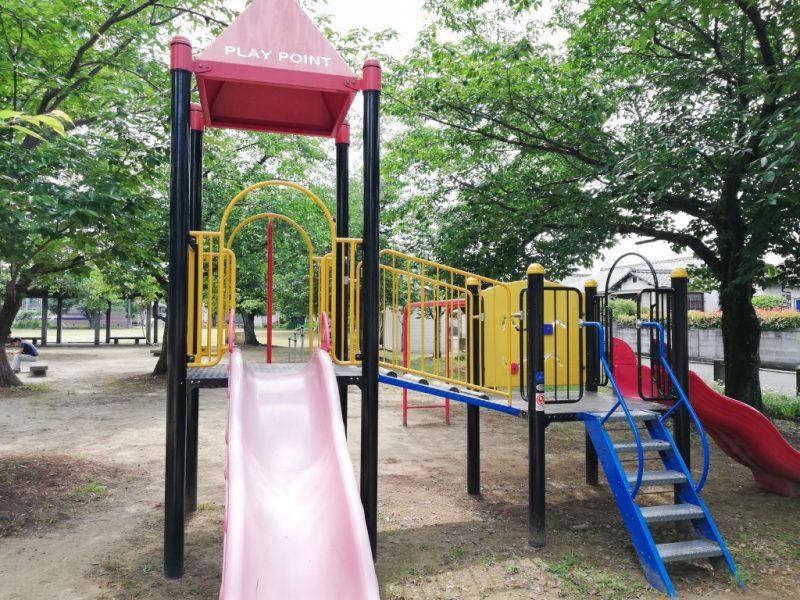 八代公園 遊具