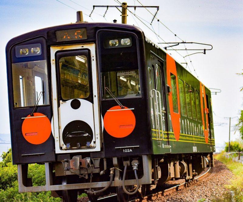おれんじ鉄道とくまモン