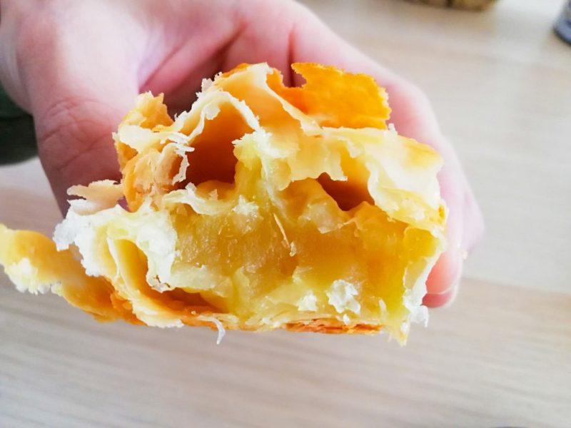 福おはぎ芋パイ