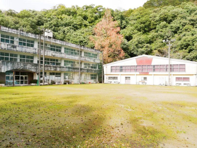 坂本村立西部小学校
