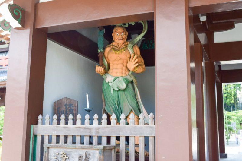 蓮華院誕生寺 奥之院