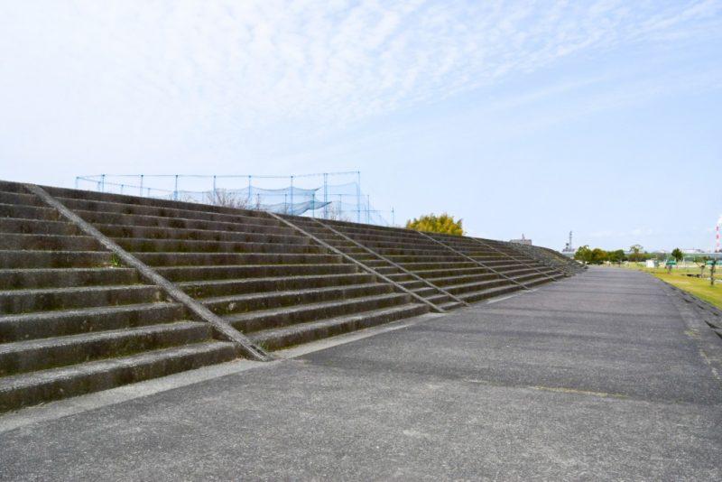 球磨川河川敷スポーツ公園