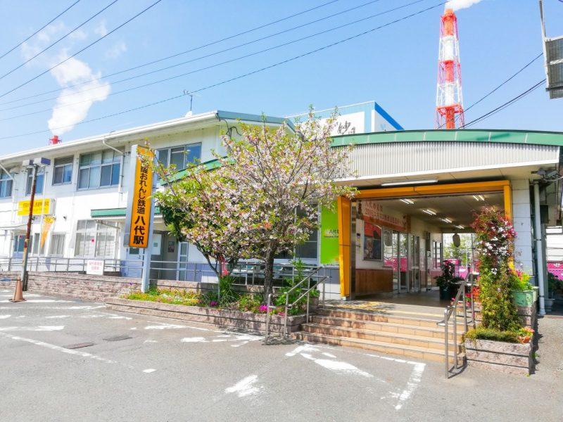 八代駅おれんじ鉄道