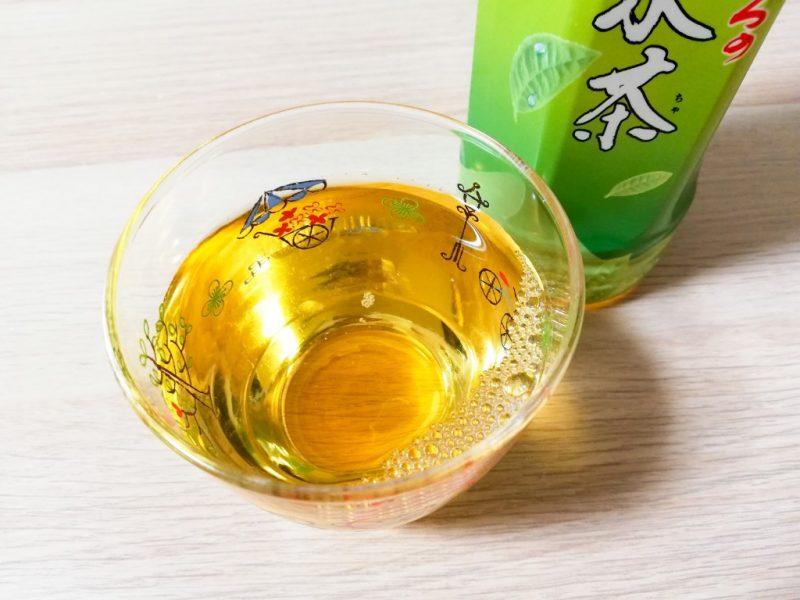 八代の泉茶