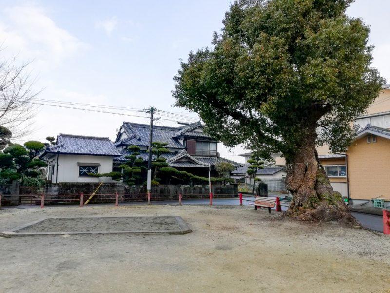 植柳児童公園