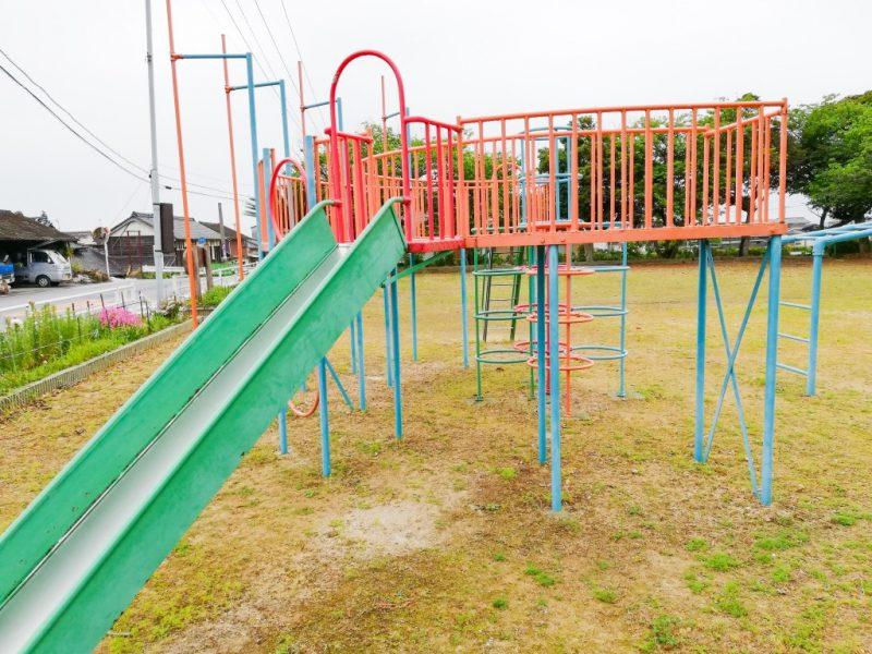 八代の公園