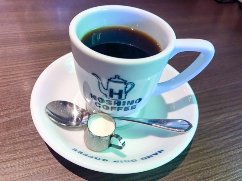 星乃珈琲店コーヒー